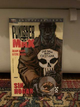 Comic The punisher max - Sin hogar