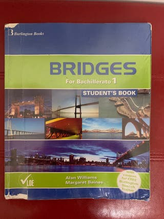 Libro texto inglés Bridges, student's book