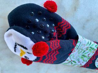 Calcetines nuevos muy calentitos