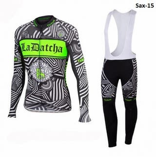 OFERTA: Equipación ciclismo termal Datcha t. L