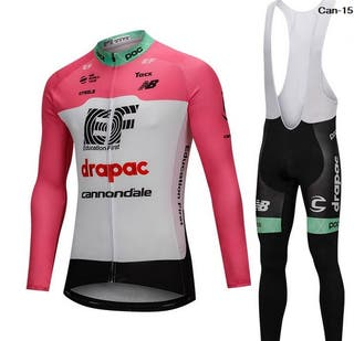 OFERTA: Equipación ciclismo termal Cannondale t.M