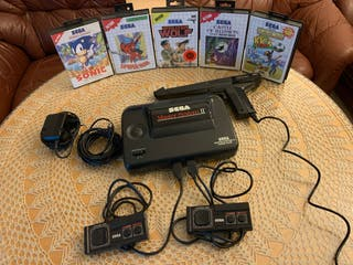 Consola Master System II