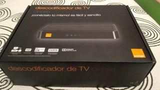 Decodificador Orange Televisión
