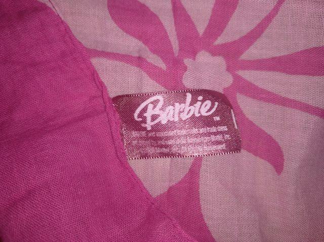 pañuelo fular pareo de la Barbie