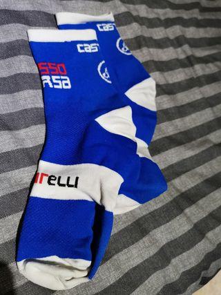 calcetines ciclismo mtb castelli