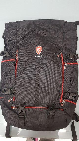 Vendo mochila camping MSI Hermers battlepack