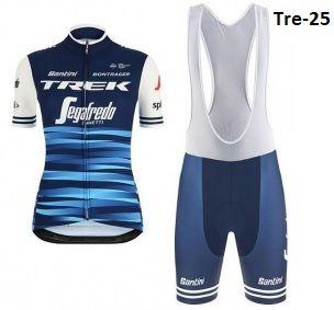 Equipación ciclismo verano Trek-25 t. L