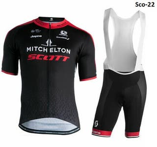 Equipación ciclismo verano Scott-22 t. XL