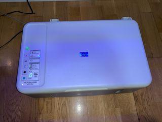 Impresora multifuncion hp deskjet F2280