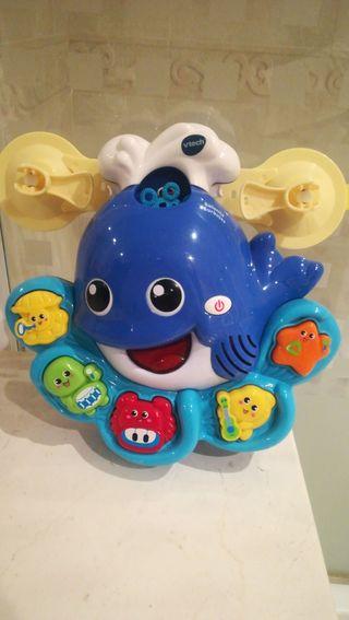 juguete! musical para baño,