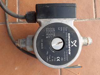 bomba calefacción rotor húmedo grundfos UPS 15 / 5