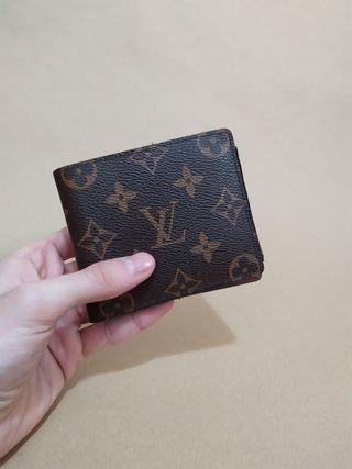 Cartera/Billetera Louis Vuitton