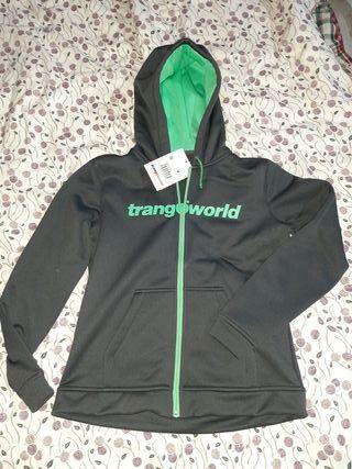 Sudadera TrangoWorld