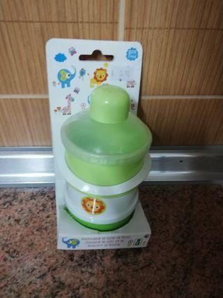 dosificador leche en polvo