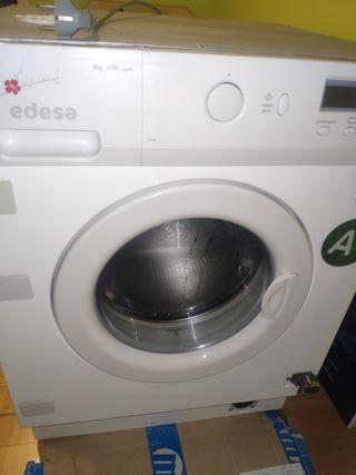 lavadora panelable Edesa modelo Zen 6kg de carga