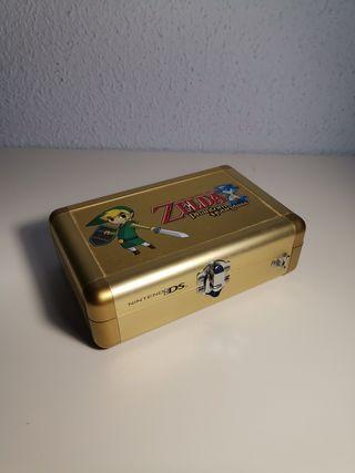 Baúl caja metálica Zelda DS