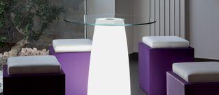 Muebles con iluminacion