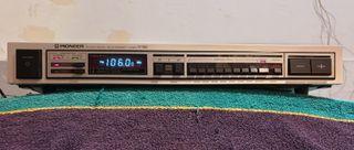 Sintonizador Vintage Pioneer TX-1060