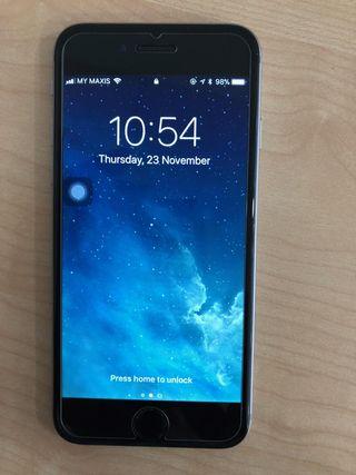 IPhone 6S 64 GB Gold - Libre estado impecable