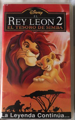 Lote 17 películas Disney originales VHS