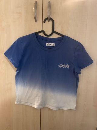 Holister dip dye crop