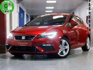 SEAT Leon 2.0 TSI FR SANDS DSG-7 140 kW (190 CV)