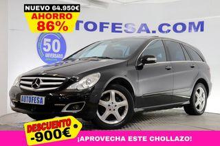 Mercedes-Benz R 350 R 350 Auto 4Matic 272cv 6 Plazas 5p
