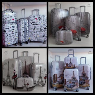 Liquidación juegos de maletas