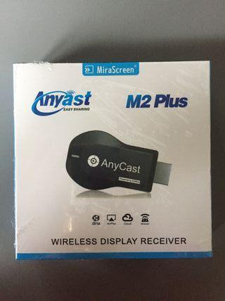Chromecast para ver el movil en la television