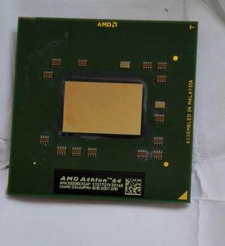 Procesador ordenador portatil AMD Athlon 64