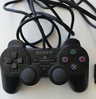 Mandos PlayStation 1 y 2 (uno original)