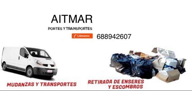 AITMAR su empresa de mudanzas en Almeria