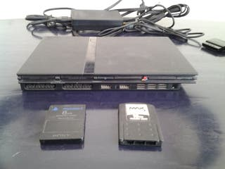PS2 con más de 20 juegos