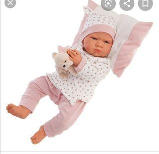 bebé reborn Antonio Juan