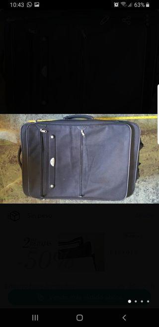 maleta de viaje con ruedas samsonite