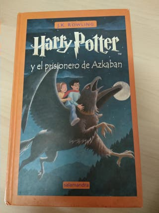 Libros de Harry Potter!