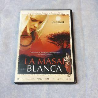 La Masai Blanca - DVD