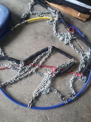 cadenas nieve 4x4