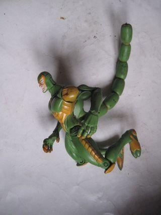 figura pvc Scorpion Spiderman Marvel toy Biz 1997