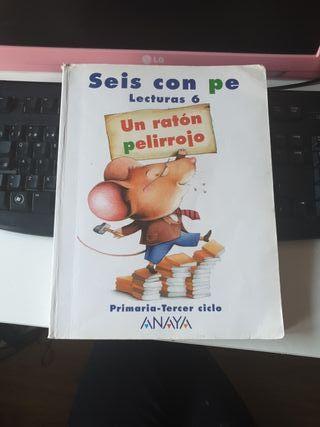 libro de lecturas primaria anaya