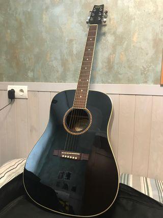 Guitarra Washburn D10SB