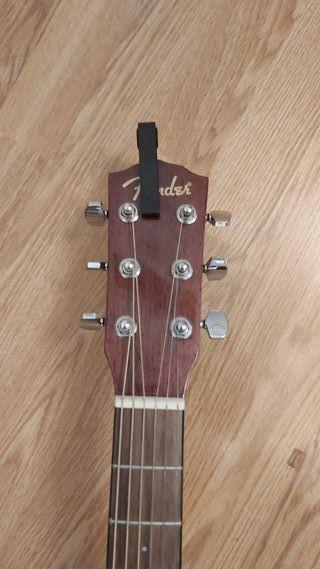 Acustic Fender Guittar