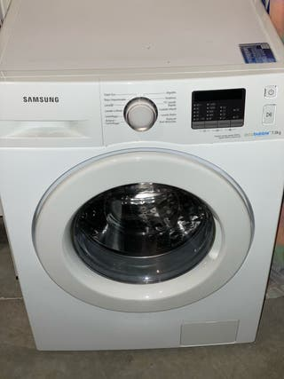 Lavadora Samsung Ecobubble 7 kg