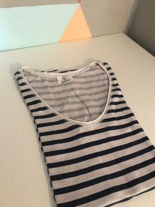 Camiseta manga corta Zara TRF