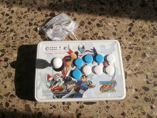 arcade fightstick Wii