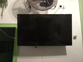 """Televisión LG de 43"""" FULL HD"""