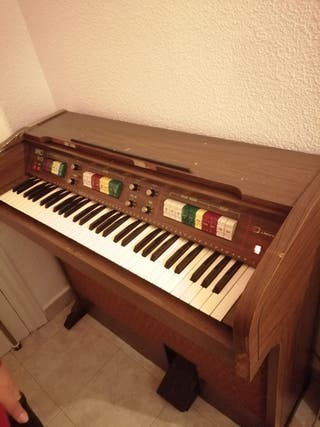 organo electrico
