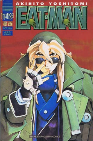Comic / Manga EAT-MAN (COMPLETA)
