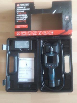 cámara de inspección con pantalla vídeo cámara