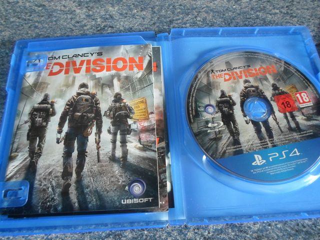 VIDEOJUEGO THE DIVISION PARA PS4